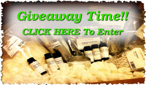 Soy Candle Making Supplies Giveaway-2014!