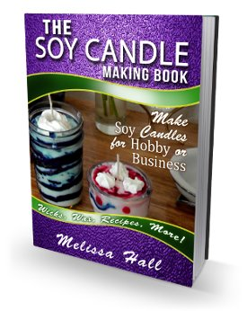 Soy Candle Making Book