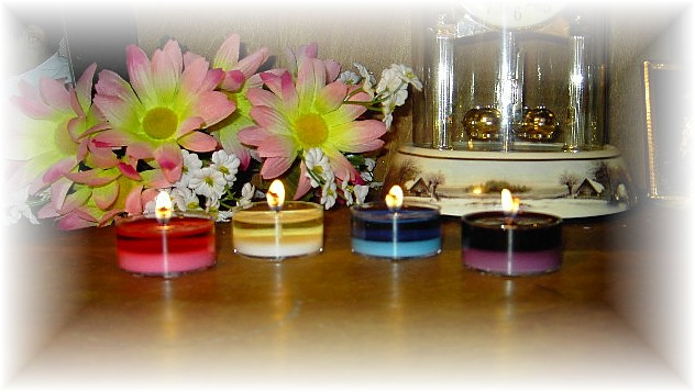 How To Make Soy Tealight Candles