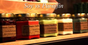 Benefits of soy candles-soy vs paraffin