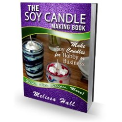 Get The Soy Candle Making Book