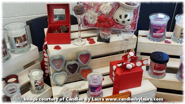 Craft Fair Tips by Candles by Laura